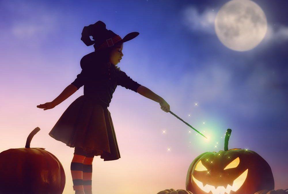 Abracadabra! 10 Wicked Children's Stories about Witches