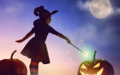 Abracadabra! 10 Wicked Children's Stories about Witches