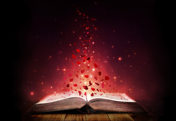 romantic book writing for beginners