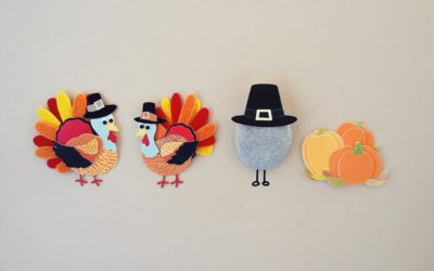 Food for Thought; Helpful Hints for Writing about Thanksgiving!