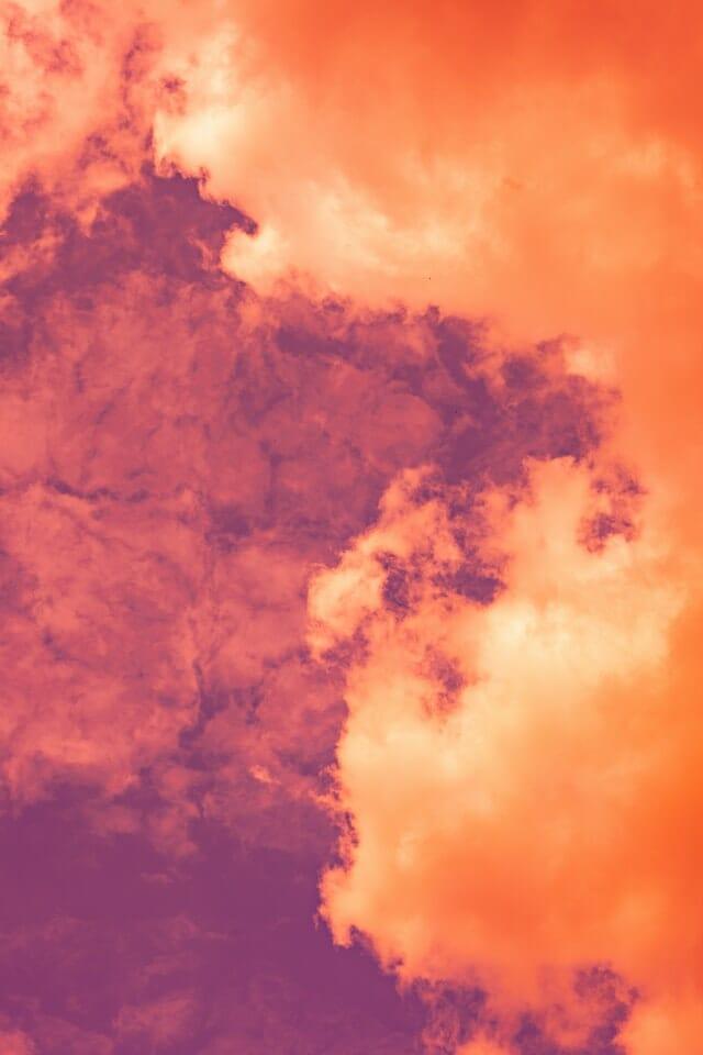 orange like mars