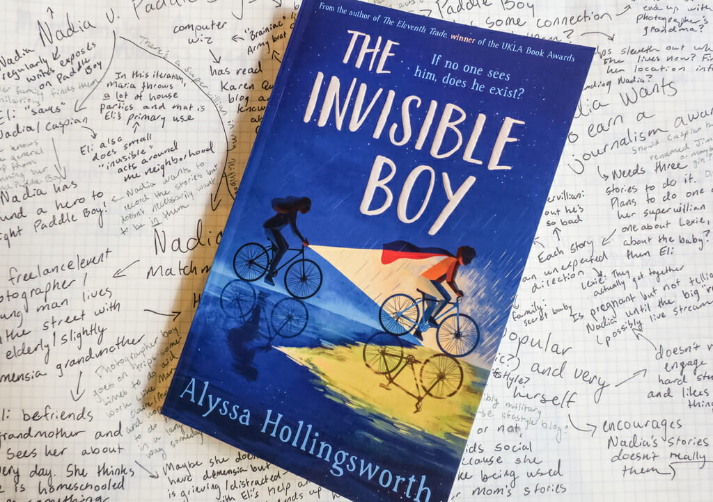 The Invisible Boy Alyssa Hollingsworth