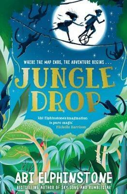 jungledrop book