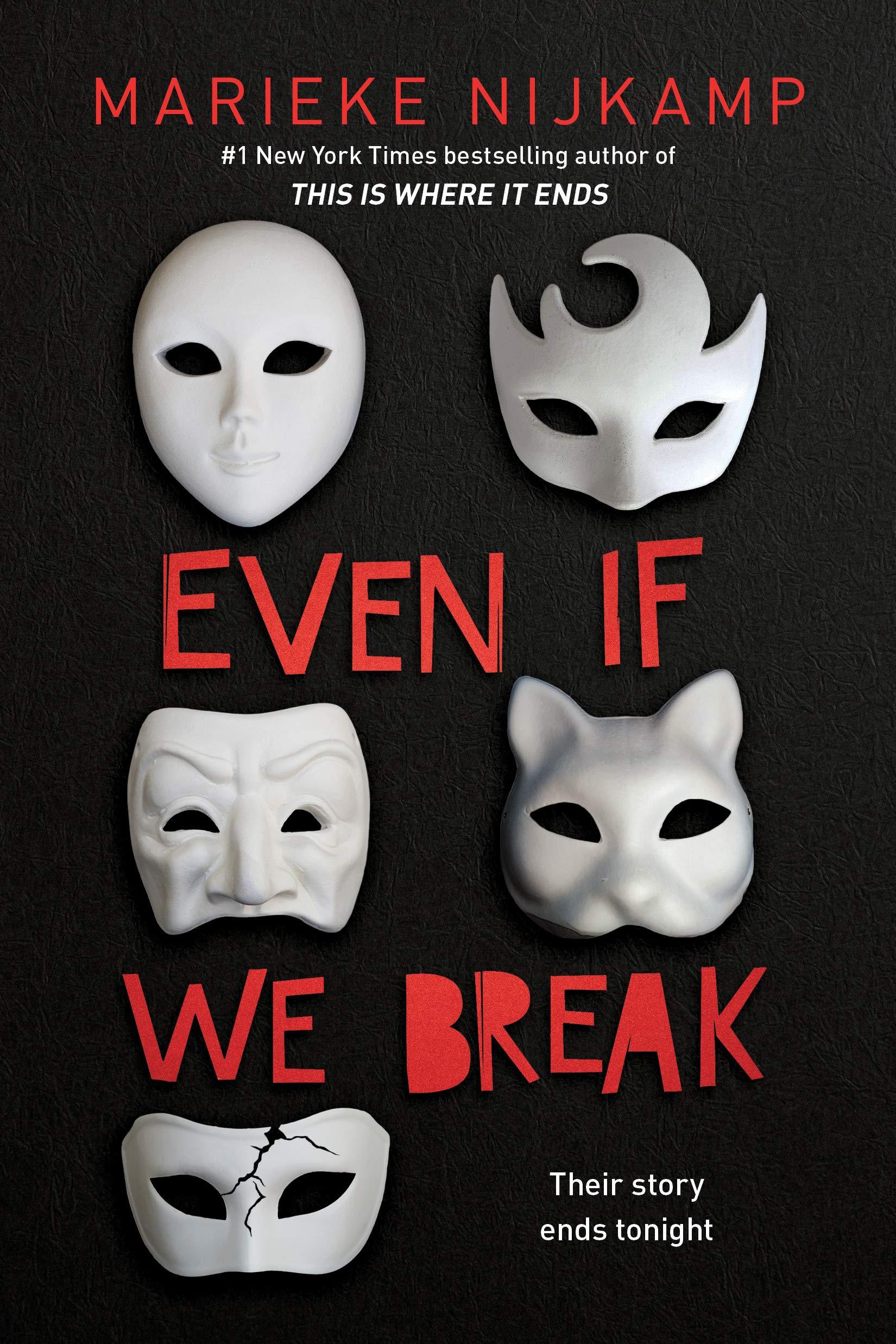 even if we break book